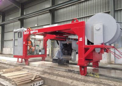 Hollowcore Slab Machinery