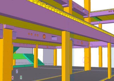 3D Precast Model