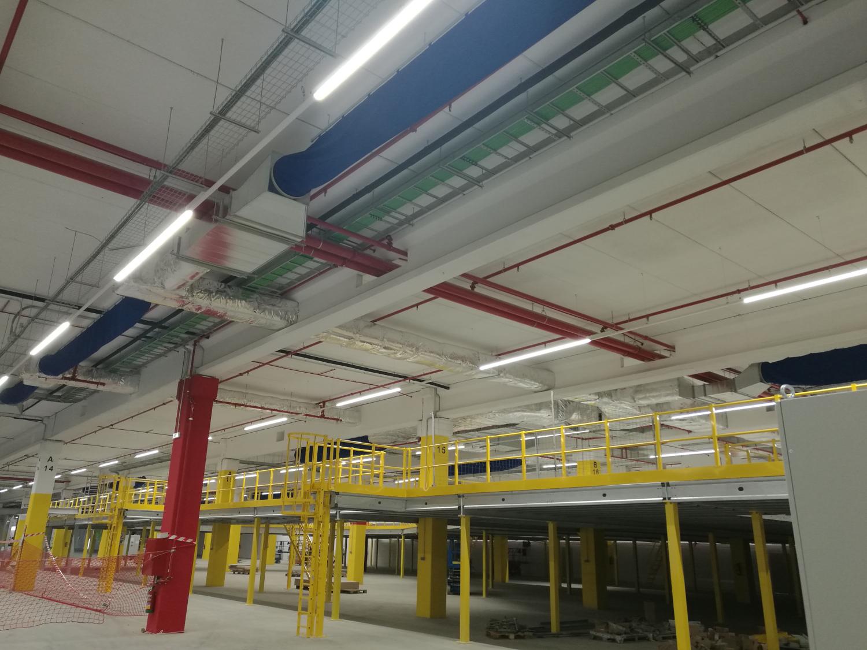 Amazon Fulfillment Centre, Barcelona