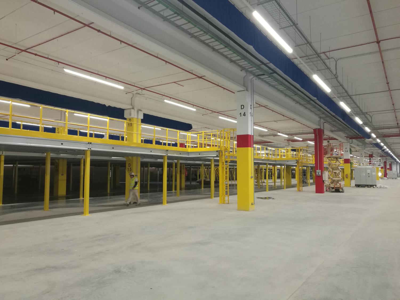 Amazon Warehouse, Barcelona